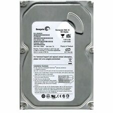 160 GB SATA Seagate HDD INTERNAL DESKTOP HARD DISK DRIVE 3.5""