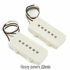 Fender Pure Vintage 65 Jazzmaster Pickup Set  AM Vint 65 Jazzmaster Set