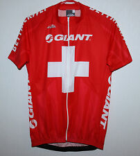 Swiss Giant cycling jersey Size S