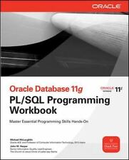 Oracle Press: Oracle Database 11g PL/SQL Programming by John Harper and...