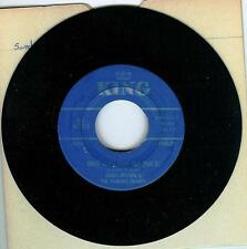 JAMES BROWN & THE FAMOUS FLAMES SWEET LITTLE BABY BOY PTS 1&2 US KING