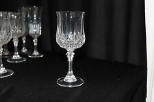 Cristal d' Arques Long champ Crystal Glass