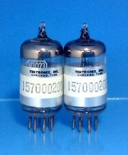 TOSHIBA 6AK5 EF95 VACUUM TUBE CHECKED TEKTRONIX 1970 WARM TONE LITTLE DOT 848