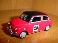 SEAT CONTI 850 FIAT RED #28 1:43 1965 MINT!!!