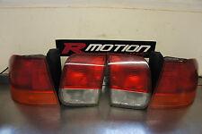 UKDM Honda Civic EK EK4 Saloon Sedan 4 Door Rear Lights Light Set Complete