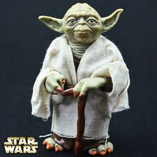 "Movie Star Wars Yoda 10cm/4"" PVC Action Figure Loose New Great Gift"