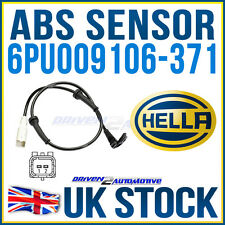 HELLA ABS WHEEL SPEED SENSOR FITS 307 (3A/C) 2.0 16V 03.05-