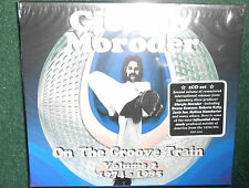 Giorgio Moroder On The Groove Train Vol 2 CD Thief Of Hearts Melissa Manchester