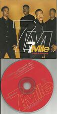 7 MILE Just a memory 3 TRX w/ 2 RARE MIXES CD single USA Mariah Carey Label