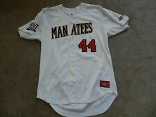 2013 Brevard County Manatees Game Used Jersey #44 Cody Hawn Milwaukee Brewers