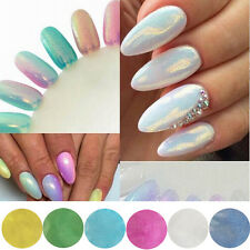 Mixed Color Effect Glitter Nail Art Powder Dust Magic Glimmer Trend 10ml