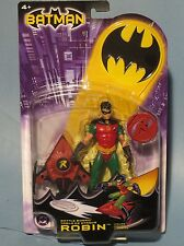 DC UNIVERSE BATMAN ROBIN ACTION FIGURE! NM!