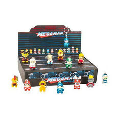 Kidrobot Megaman Mini Series Blind Box Vinyl Keychain NEW Toys Qty 1 Per Purch