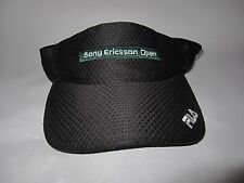 Vintage Sony Ericsson Open Fils Sun Adjustable Hat