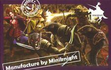 RATMEN - Caesar Miniatures F108- 1/72 Scale