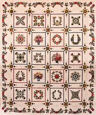 """Starr Designs Baltmore Variations Hand Dyed Quilt Kit 90"""" X 107""""-FREE US SHIPPIN"""