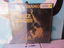 """Neil Diamond Jazz Singer Vinyl 12"""" Disc LP"""
