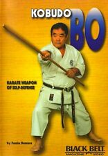 KOBUDO BO: KARATE WEAPON SELF-DEFENSE WITH FUMIO (Demura) - DVD - Region Free
