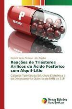 Reacoes de Triesteres Arilicos Do Acido Fosforico Com Alquil-Litio by Cajaiba...