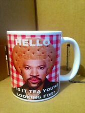 Lionel Richtea Mug Hello is it tea you're looking for?  gift present novelty