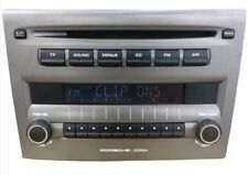PORSCHE CAYMAN STEREO 04-14 OEM RADIO CD PLAYER CHANGER CDR24, P# 997.645.128.07
