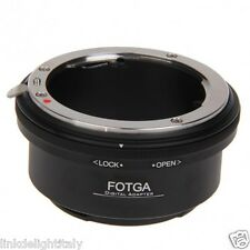 Adapter for Nikon G F AF-S AIS Lens to Sony NEX-5 NEX-7 E Mount Camera