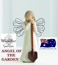 ANGEL OF THE GARDEN Demdaco Willow Tree Figurine By Susan Lordi BRAND NEW IN BOX