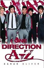 Sarah Oliver One Direction A-Z Very Good Book