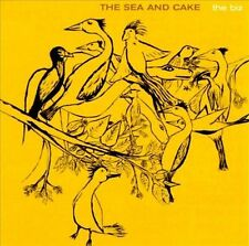 The Biz by The Sea and Cake (CD, Oct-1995, Thrill Jockey)