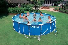 Intex Metall-Frame Pool Set   457 x 91 cm . 54942GS