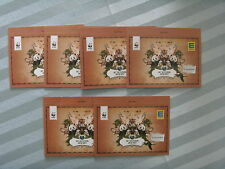 """31 Sticker Edeka/WWF-Aktion: """"Mit 180 Stickern um die Welt"""""""