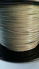 500 FT Spool GC18A122K 22Awg Gray Shielded SPC Cable Wire 1/C 19S /35Awg 600V