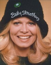 Sally Struthers All In The Family autographed 8x10 with COA by CHA