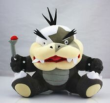 Super Mario Bros. 3D Land Morton Koopa Jr Stuffed Animal Plush Toy Doll