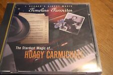 CD New Reader's Digest Music by Hoagy Carmichael