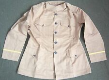WWI US ARMY OFFICER M1912 SUMMER COMBAT FIELD TUNIC-2XLARGE