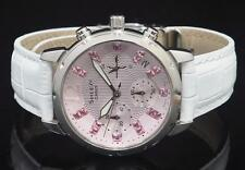 Imported Casio Sheen SHN-5010L4A2DR Pink Dial Chronograph  Women Watch