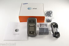 New Samsung A997 Rugby III Black 3G GPS AT&T Unlocked GSM