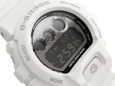 CASIO G-SHOCK DW-6900NB-7 Origin White Metallic Colors Men's Watch New In Box