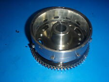 YAMAHA APEX FLYWHEEL AND STARTER GEAR ASSEMBLY  GOOD USED SET 1500 MILE