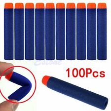 7.2cm 100Pcs Soft Refill Darts for Toy Gun Nerf N-strike Elite Series Blasters