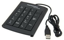 Numeric wirel USB keypad for PC laptop computeur portable numpad number keyboard