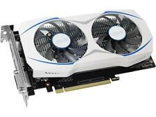ASUS GeForce GTX 1050 2GB Dual-fan OC Edition DVI-D HDMI DP 1.4 Gaming Graphics