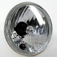"Crystal Halogen headlights kit lamp 5 3/4"" Westfield H4 headlamps lucas cibie"