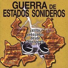 Various Artists-Guerra De Estados Sonideros CD NEW
