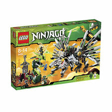 Lego 9450 Ninjago Epic Dragon Battle Neu OVP New MISB NRFB fits to 70738 70751