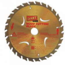 DART SLC1903060 GOLD TCT WOOD SAW BLADE 190DMM X 30MM BORE x 60 TEETH ATB30