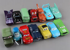 14Pcs Disney Pixar Cars Lightning McQueen Mater Sally Luigi Figures Toy Gift