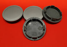 4x New Ø 70mm / 60mm Alloy Wheel Center Centre Hub Caps - PERFECT FITMENT