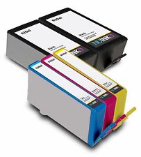 5PK Replacement HP 920XL Ink Cartridge for HP OfficeJet 7500a 6500a Plus 6000